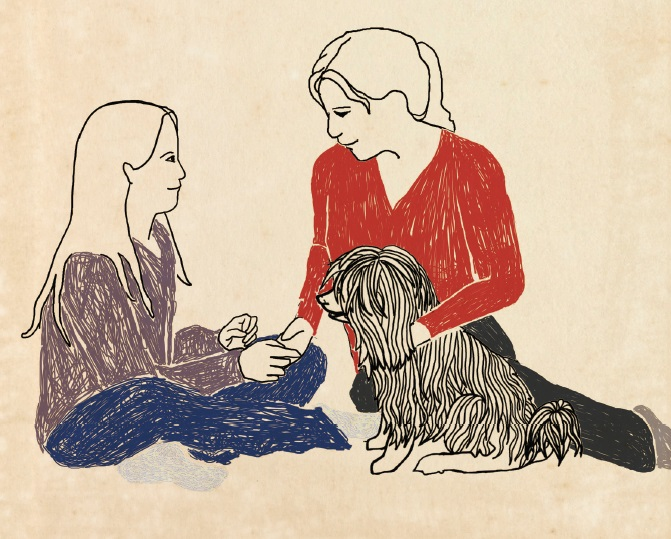 Animal-Assisted Psychotherapy Logo